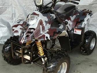 Смотреть фотографию Квадроциклы Аналог Grizzly 110cc, мощный, новый, от 4-5 лет и старше, Новые, в наличии, 38203752 в Перми