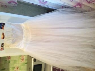 Увидеть фотографию  Шикарное свадебное платье! 39015378 в Перми
