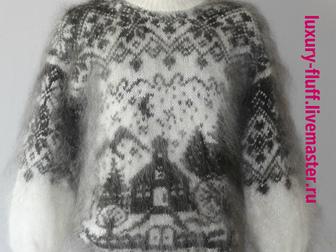 Свежее foto Женская одежда Изделия из козьего пуха, Теплые вязаные вещи, 39671792 в Перми