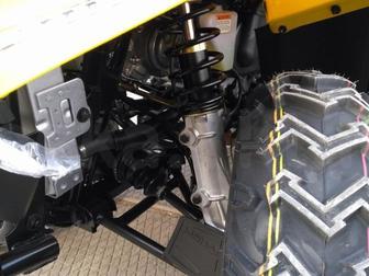 Увидеть фото Квадроциклы Квадроцикл Linhai-Yamaha D300 4X4 48322881 в Перми
