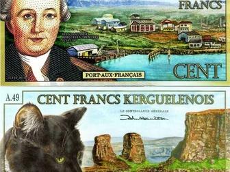 Скачать фото Коллекционирование 100 франков - Кергелен 2012 года 52400232 в Перми