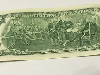 Просмотреть фотографию Коллекционирование 2 доллара США 2003г, На удачу, пресс 52927363 в Перми