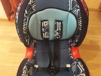 Продам детское автокресло Siger Кокон ISOFIX от 9 до 25 кг (рассчитано от 1 года до 7 лет),  Имеет мягкие подголовники, ортопедическую спинку, 6 положений регулировки в Перми