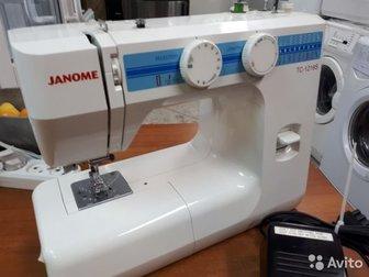 Комиссионный магазин Скупка59 на Ш, Космонавтов, 22Б приветствует Вас, Работаем с 9 до 19 часов, понедельник - выходной, В продаже хорошая швейная машина Janome в Перми