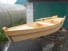 Свежее foto Рыбалка Лодка деревянная (новая) 32436796 в Нижнем Тагиле