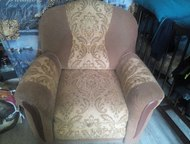 Кресло-кровать Продам, в хорошем состоянии, выдвигается на 190 см, самовывоз