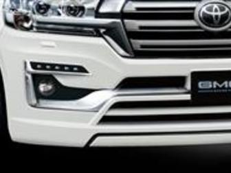 Скачать бесплатно фото Тюнинг Обвес DOUBLE EIGHT BUMPER TYPE 1 Toyota Land Cruiser 200 34039738 в Петропавловске-Камчатском