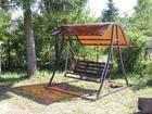 Скачать фото Строительные материалы Садовые качели от производителя 35890478 в Петрозаводске