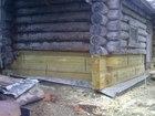 Скачать бесплатно фото Другие строительные услуги Замена венцов брусовых и бревенчатых строений, 38203596 в Петрозаводске