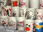 Новое фото Посуда Одноразовые бумажные стаканы 67753687 в Киришах