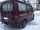 ГАЗ Соболь 2217 2.4МТ, 2002, 150000км