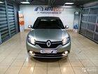 Renault Logan 1.6МТ, 2015, 87000км