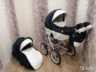 Детская коляска Riko Brano Ecco Prestige 2 в 1