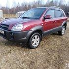 Hyundai Tucson 2.0AT, 2007, 165000км