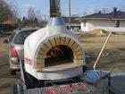 Увидеть фотографию Прицепы для легковых авто Прицеп для легкового автомобиля,печь барбекю для приготовления еды на дровах, 34585625 в Санкт-Петербурге