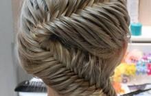 обучение плетение кос