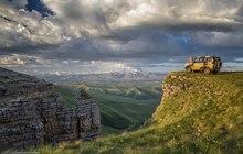 Джипинг по Кавказу, джип тур из кмв, ежедневно