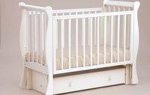 Детская кроватка Лель и матрас Plitex