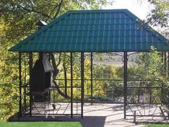 Смотреть фотографию Строительство домов Беседка с мангалом 38896098 в Пятигорске