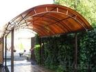 Смотреть foto Мебель для дачи и сада Навесы для автомобиля в Плавске 39703262 в Плавске