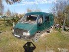 ГАЗ ГАЗель 2705 2.4МТ, 1998, фургон
