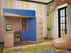 Уникальное изображение  Кровать детская 2х ярусная Бэмби - новая, доставка 32689307 в Подольске