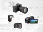Фото в Бытовая техника и электроника Фотокамеры и фото техника Профессиональный ремонт фотоаппаратов, объективов, в Подольске 0