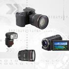 Качественный ремонт фотоаппаратов и видеокамер