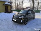 Hyundai Creta 2.0 AT, 2019, 4 800 км