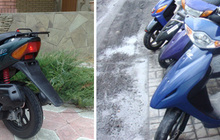 Прокат скутеров (Honda dio) СПБ