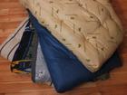 Фотография в Строительство и ремонт Строительные материалы Матрац наполнитель -ватин, подушка и одеяло в Великие Луки 535