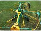 Уникальное изображение  Грабли-ворошилка роторные ГВР-630 38444631 в Великом Новгороде