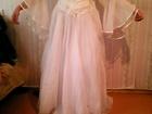Смотреть изображение  продам свадебное платье 39029303 в Пскове