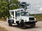 Скачать бесплатно foto Автогидроподъемник (вышка) Автовышка (ГАЗ 33081),высота подъема 18м 33047097 в Раменском