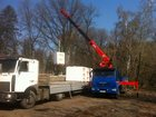 Скачать бесплатно изображение Спецтехника Аренда Кран-Манипуляторов 10 тонн в Раменском по низким ценам 34815964 в Раменском
