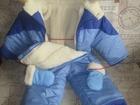 Фотография в  Отдам даром - приму в дар Отдам даром детский комбинизон синего цвета. в Раменском 0