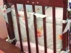 Кроватка детская Можга,Красная звезда
