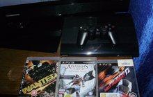 Продам игровую приставку Sony PlayStation3