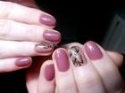 Скачать foto  Маникюр/педикюр,наращивание ногтей,шеллак, 37433104 в Рязани