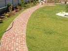 Смотреть изображение  Укладка тротуарной плитки, Газоны, Озеленение 39991271 в Рязани