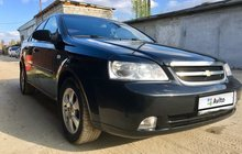 Chevrolet Lacetti 1.8AT, 2008, седан