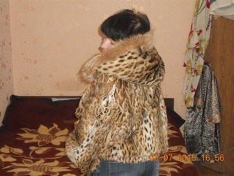 Свежее изображение Разное полушубок(мех-леопард) 33025894 в Рязани
