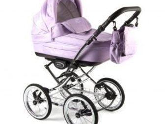 Увидеть фото Детские коляски Adamex Royal lux 2 в 1 33106937 в Рязани