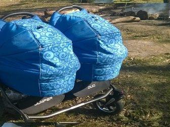 Новое фотографию  Коляска JUMPER DUO 2 в 1 34127299 в Рязани