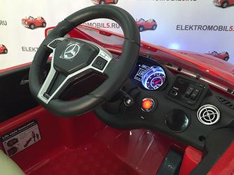 Свежее изображение  Продаем детский электромобиль мерседес cla45 35901124 в Рязани