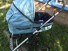 Детская коляска Mutsy Sports Baby 01 Time 2 в 1
