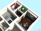 Фото в Снять жилье Аренда коттеджей посуточно Сдаю свою квартиру посуточно в новом доме в Ростове-на-Дону 1500