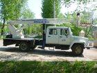 Скачать изображение Автогидроподъемник (вышка) Автовышка ГАЗ 33086(2-х рядная кабина),высота подъема 18м 33025291 в Ростове-на-Дону