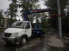 Просмотреть фотографию Эвакуатор Эвакуатор ГАЗ 33106- с ломаной платформой и КМУ 33111875 в Ростове-на-Дону