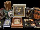 Скачать фото  Компания BestGift реализует подарочные книги в кожаном переплете ручной работы собственного производства 33808966 в Москве